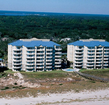 Ocean Place, a development in Summer Beach, has two- and three-bedroom condos right on the ocean