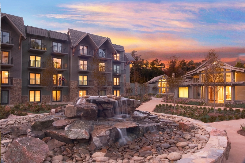 The Lodge and Spa at Callaway Gardens is just 80 miles south of Midtown Atlanta.