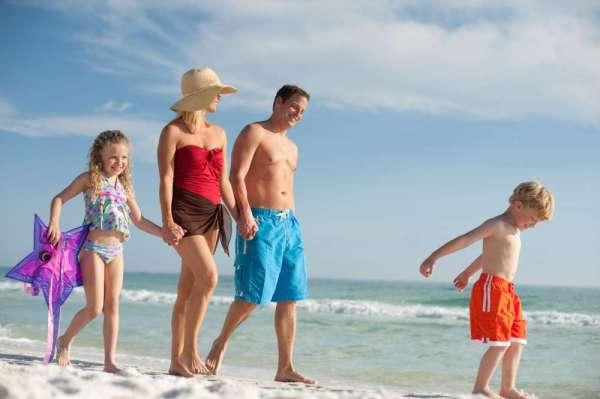 Make sure your destination is family friendly.