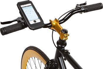 Perfect for any bikers on your list, the BikeConsole PowerPlus provides a place to safely mount your smartphone during your trip, protecting it from rain and dust. It's fully accessible inside its case and it has a rechargeable battery that can nearly double the battery life of your phone. $70 to $80.